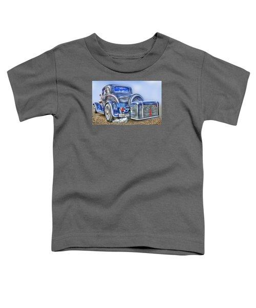 Car 54 Rear Toddler T-Shirt