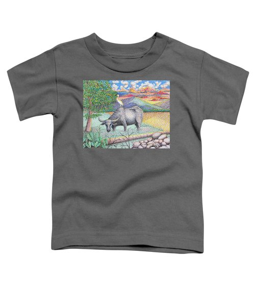 Carabao Toddler T-Shirt