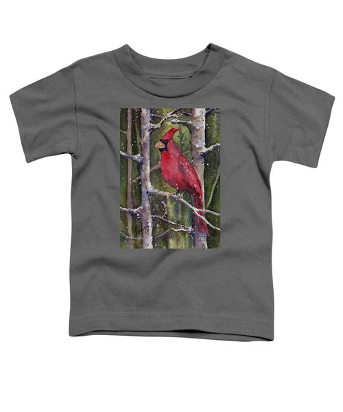 Cardinal Toddler T-Shirt