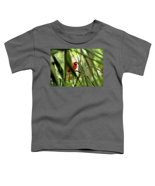 Cardinal Spy Toddler T-Shirt