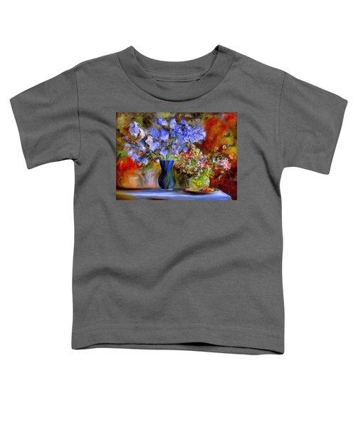 Caress Of Spring - Impressionism Toddler T-Shirt