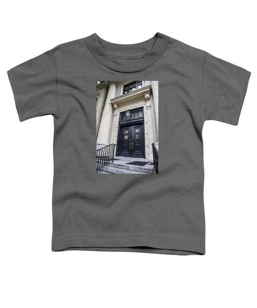 Carnegie Building Penn State  Toddler T-Shirt by John McGraw