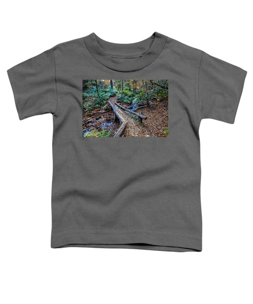 Carpet Of Leaves Toddler T-Shirt