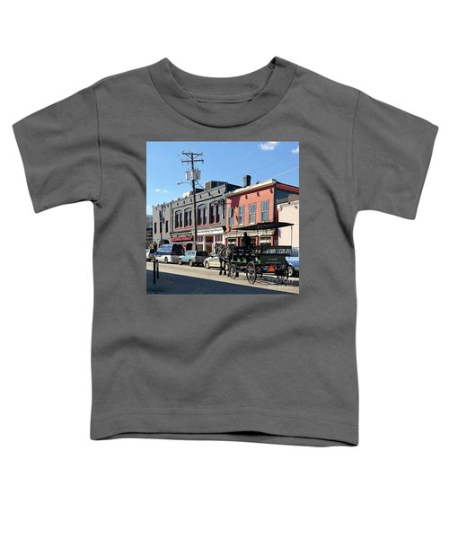 Carriage Toddler T-Shirt