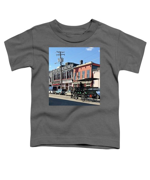 Carriage Toddler T-Shirt