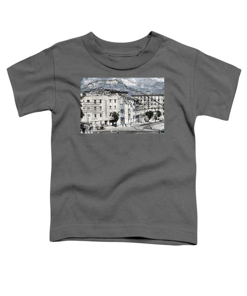 Carte Isle De Cuba Toddler T-Shirt