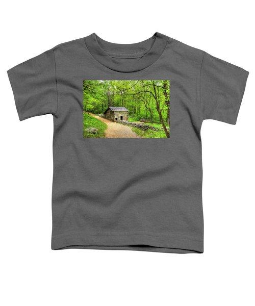 Carter Farm Barn Toddler T-Shirt