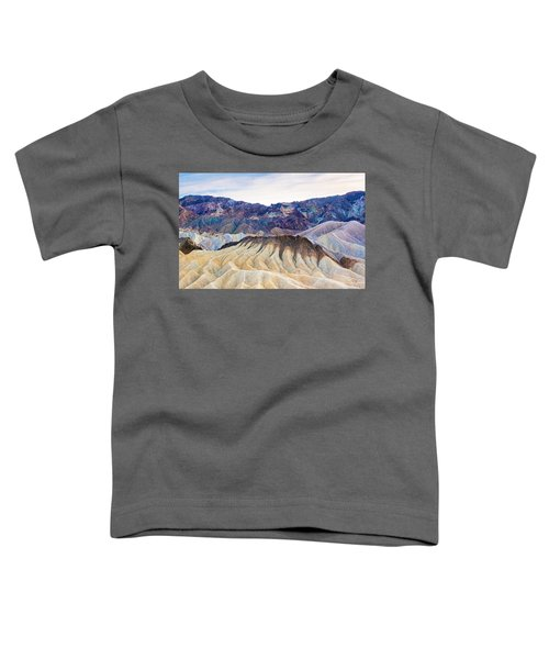 Carved By Time Toddler T-Shirt