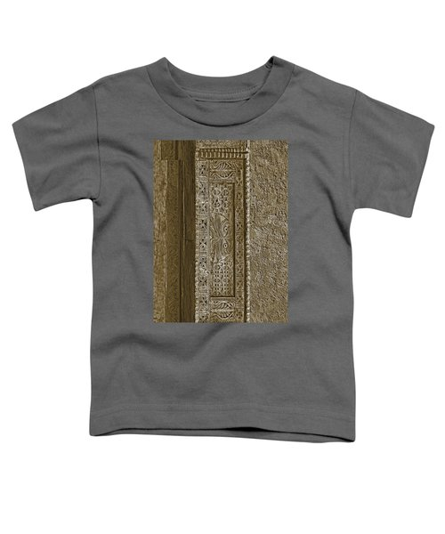 Carving - 5 Toddler T-Shirt