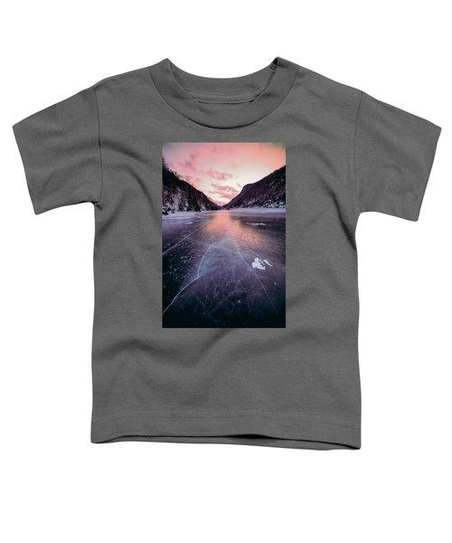 Cascade Ice Toddler T-Shirt