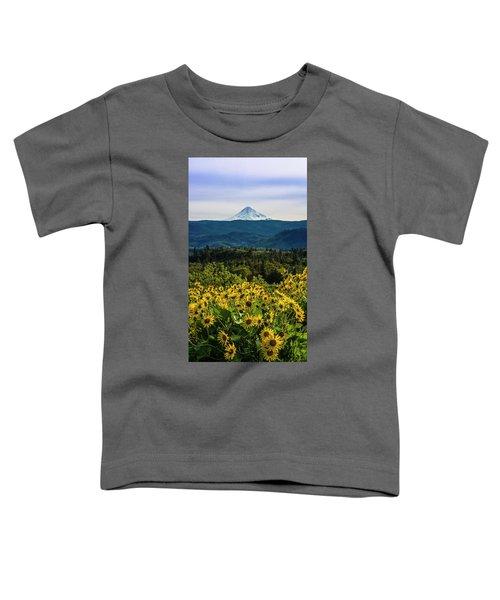 Cascade Spring Toddler T-Shirt