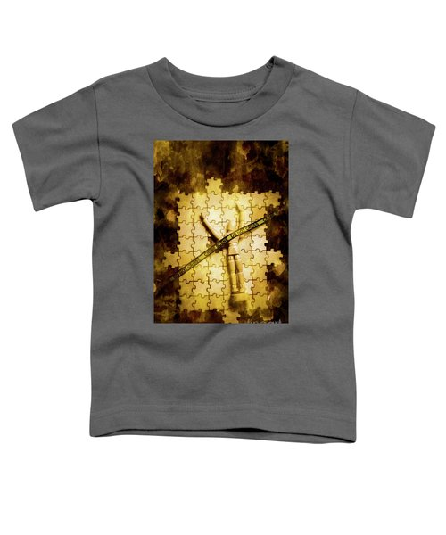 Case Of A Unsolved Crime Toddler T-Shirt