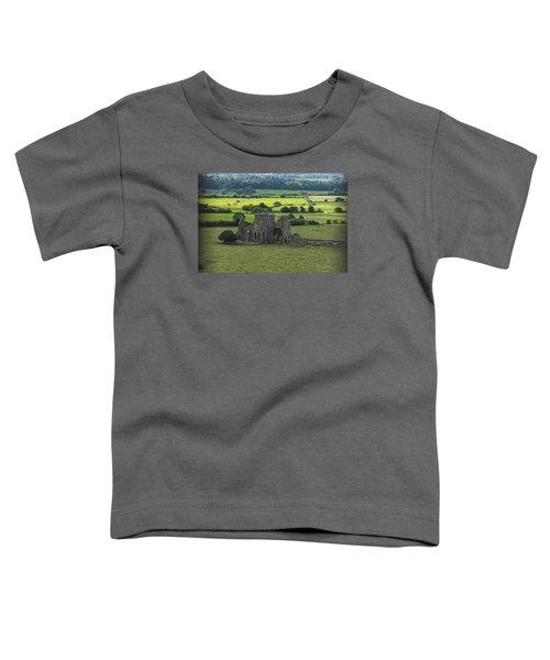 Cashel Hore Abbey Toddler T-Shirt