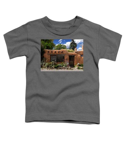 Casita De Santa Fe Toddler T-Shirt