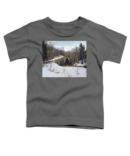 Casselman River Bridge Toddler T-Shirt