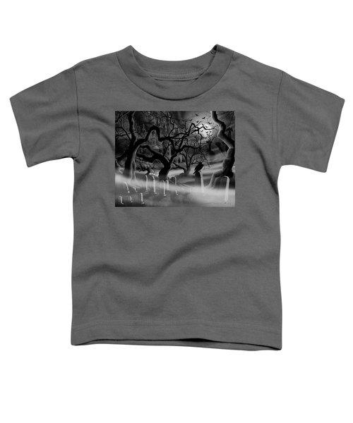 Castle Graveyard I Toddler T-Shirt