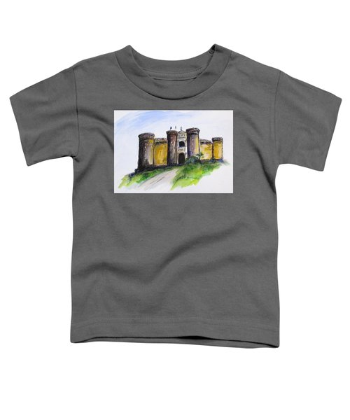 Castle Nuovo, Napoli Toddler T-Shirt