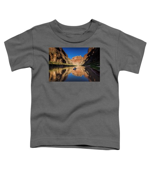 Cataract Canyon Toddler T-Shirt