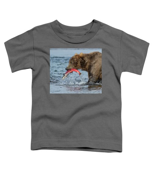 Catching The Prize Toddler T-Shirt