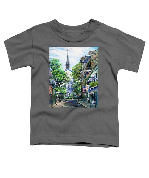 Cathedral At Orleans Toddler T-Shirt