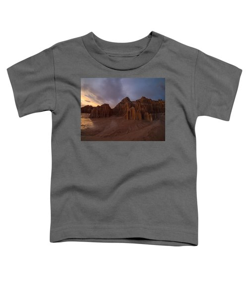 Cathedral Gorge Toddler T-Shirt