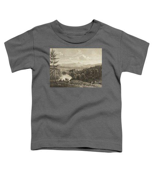 Catskill Mountains Toddler T-Shirt