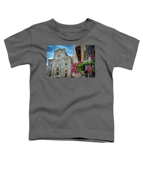 Cattedrale Di Santa Maria Del Fiore Toddler T-Shirt