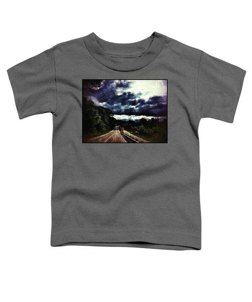 Caution Toddler T-Shirt