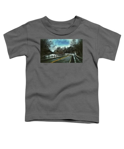 Caution Two Toddler T-Shirt