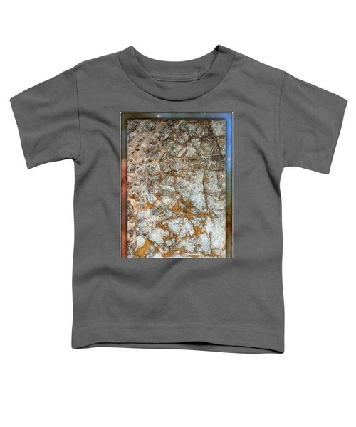 Cave Abstraction.... Toddler T-Shirt