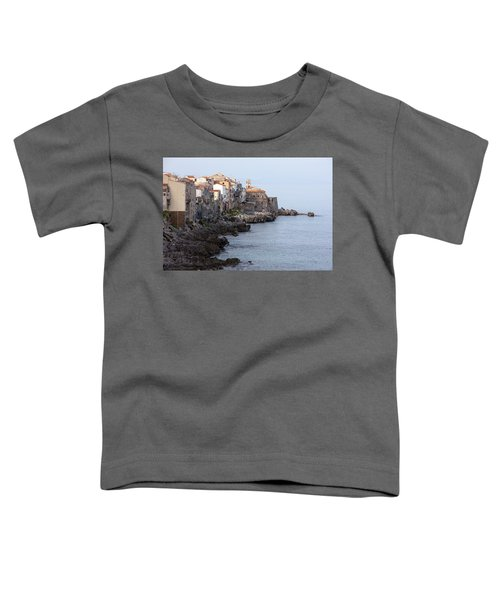 Cefalu, Sicily Italy Toddler T-Shirt