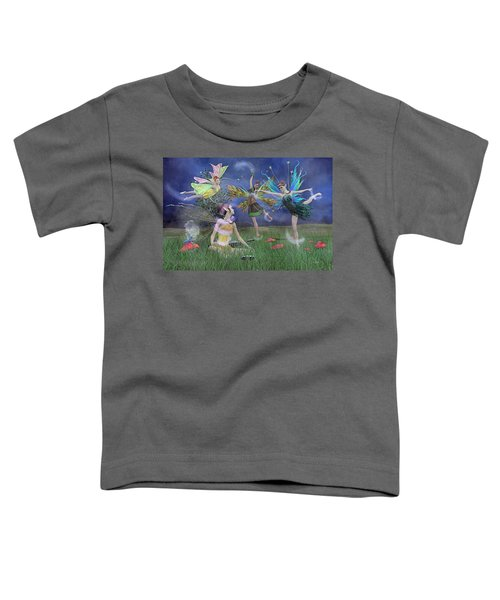 Celebration Of Night Alice And Oz Toddler T-Shirt