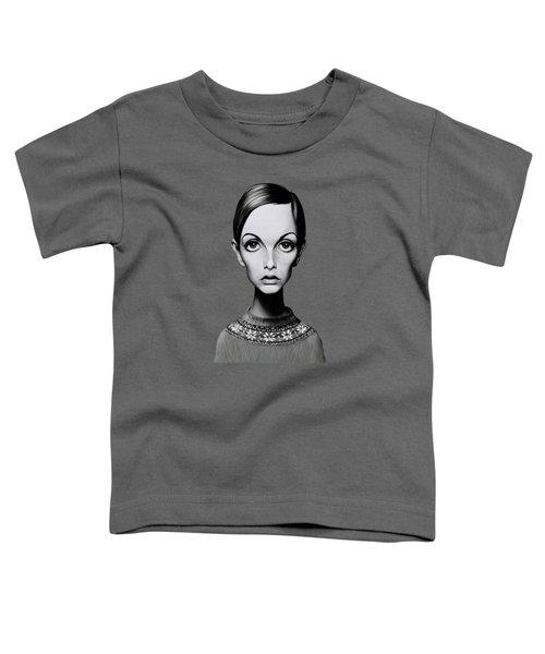 Celebrity Sunday - Twiggy Toddler T-Shirt