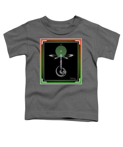 Celtic Dragonfly Toddler T-Shirt
