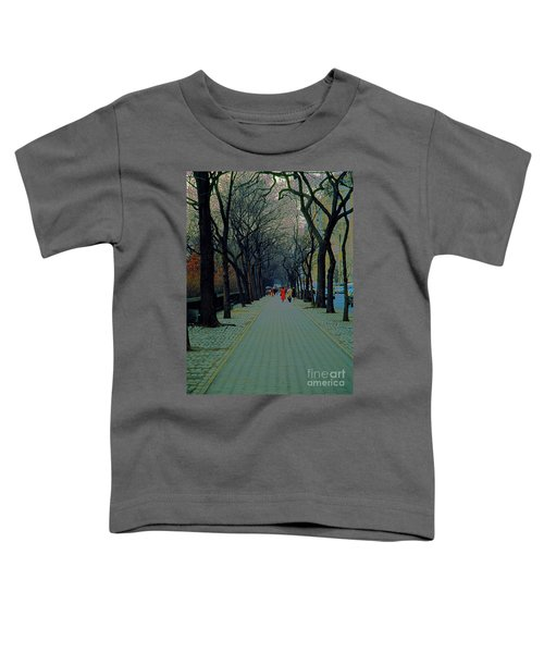 Central Park East Toddler T-Shirt