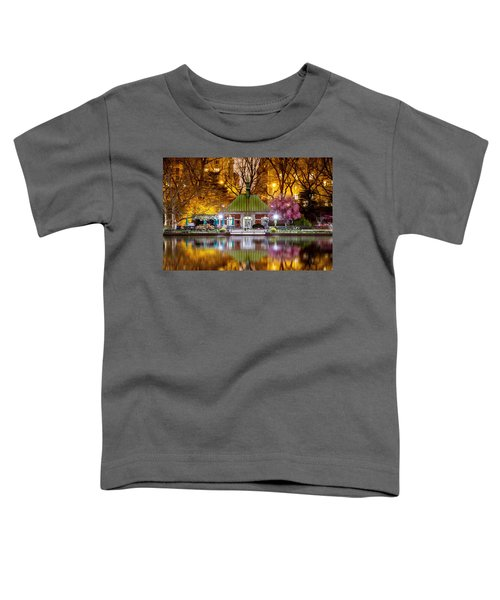Central Park Memorial Toddler T-Shirt