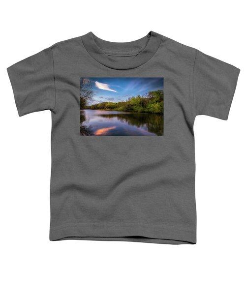 Chandler Lagoon Toddler T-Shirt
