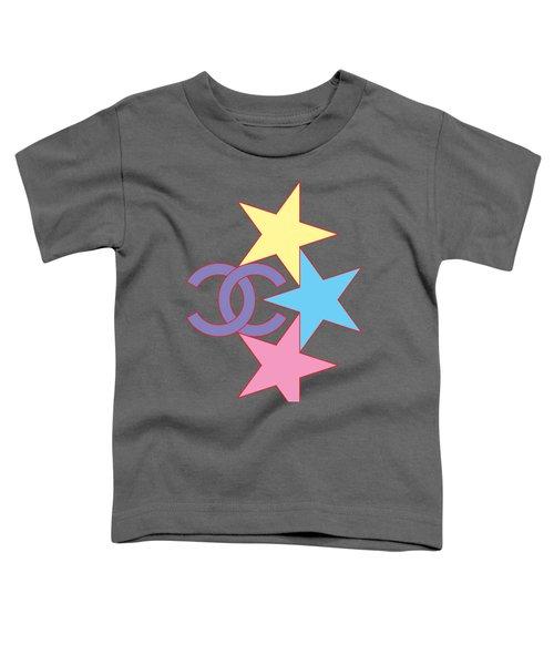 Chanel Stars-2 Toddler T-Shirt