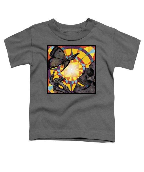 Change Mandala Toddler T-Shirt