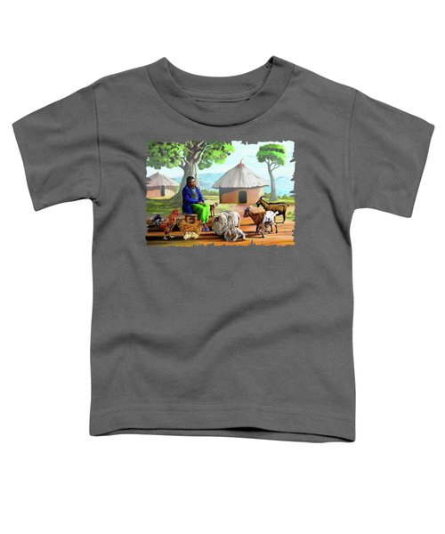 Change Of Scene Toddler T-Shirt