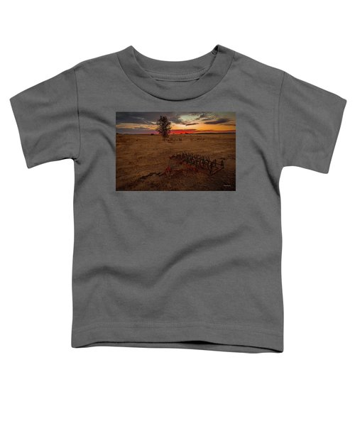 Change On The Horizon Toddler T-Shirt