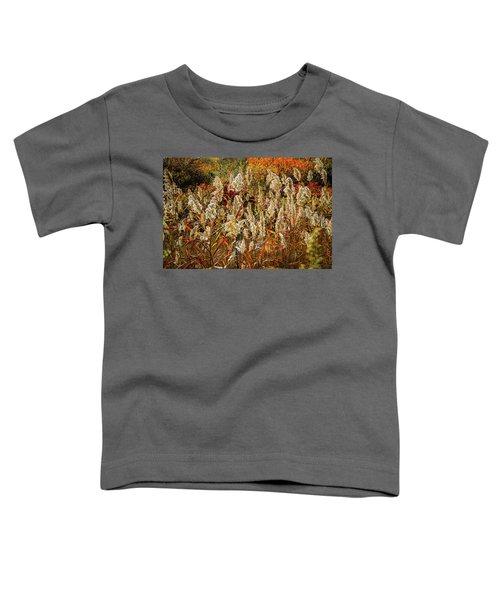 Changing Season Toddler T-Shirt