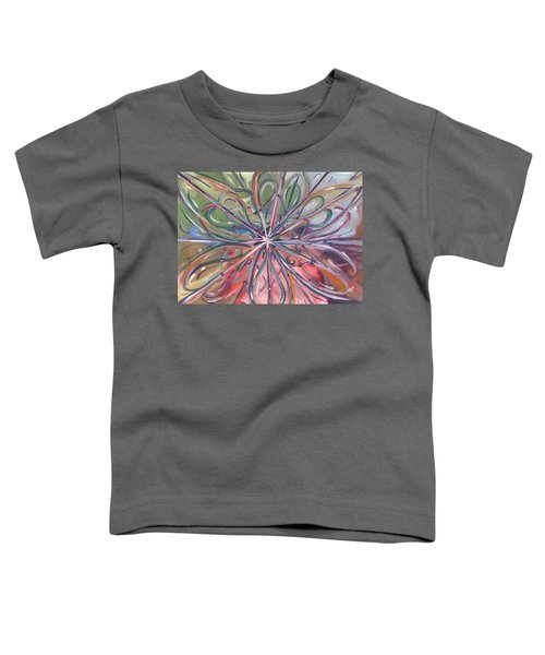 Chaotic Beauty Toddler T-Shirt