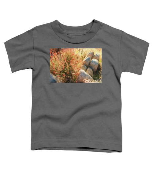 Chaparral Fall Toddler T-Shirt