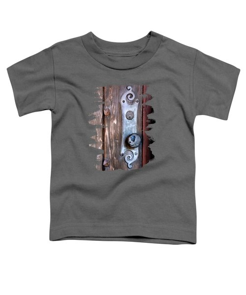 Chapel Door Toddler T-Shirt