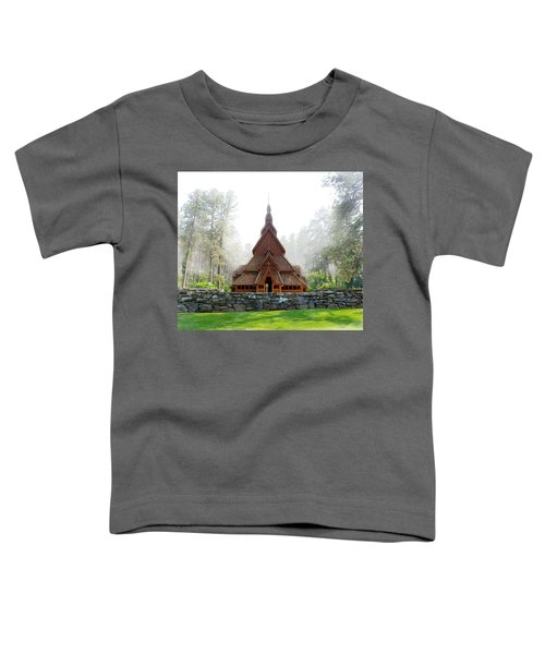 Chapel In The Hills Toddler T-Shirt