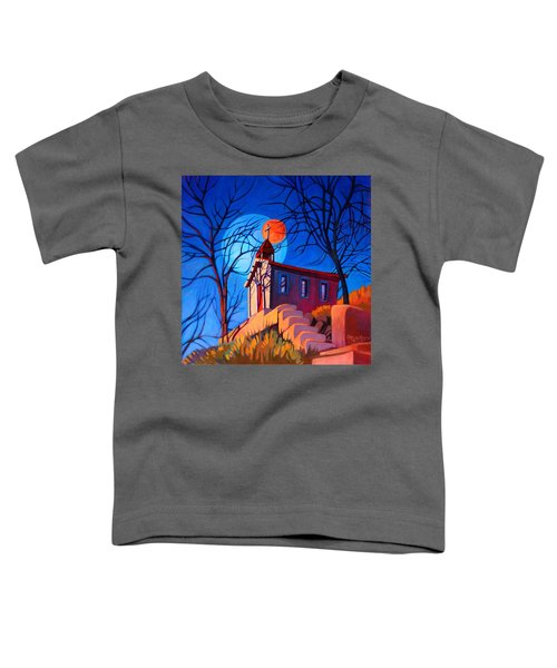 Chapel On The Hill Toddler T-Shirt