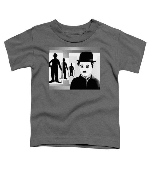 Chaplin, Charlie Chaplin Toddler T-Shirt