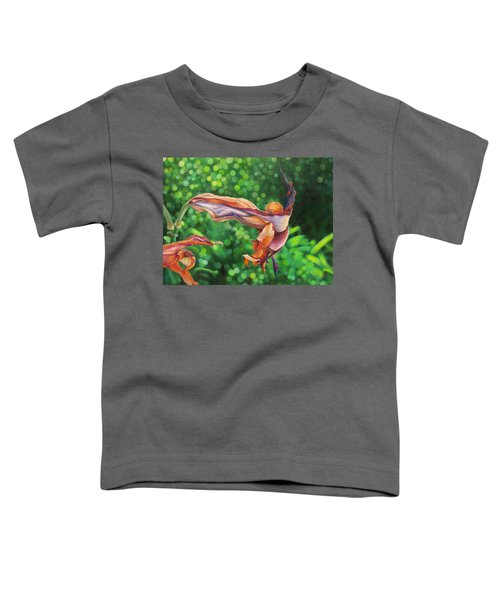 Character Lines Toddler T-Shirt