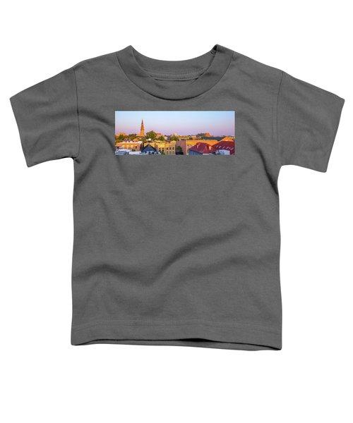 Charleston Glows Toddler T-Shirt